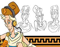 Semreh - Character Design | Guilda Jobs #2