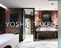 Yoshie Takeo / Logotype