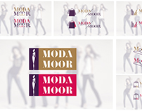 Moda Logo Design