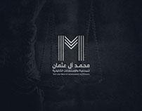Mohammed Alothman Logo & Visual Identity