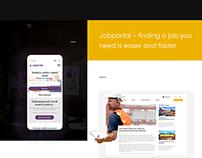 Job Portal - a platform for finding a job