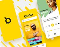 Boopcast – Podcasting Application Exploration