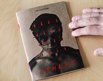 """Theatre brochure """"Hamlet"""""""