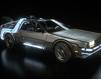 Outatime - BTTF Tribute