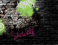 Estampas - Shewolf