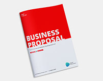 Creative Business Proposal Design