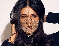 Filmfare ME x Shruthi Haasan Cover shot AUG 2020