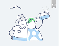 Dropbox illustrations