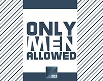 Men's Corner Logo