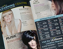 CosmoProf classes catalog