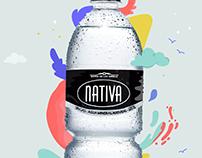 Agua Nativa / El agua como llegó al mundo