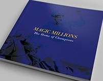 Magic Millions Tourism Queensland Presentation Book