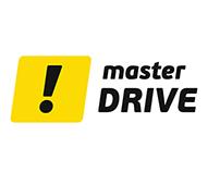 Логотип центра безопасного вождения