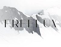 FREELUX TYPEFACE