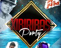 Flyer - Xibiribas Party