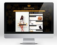 Tanamika Website