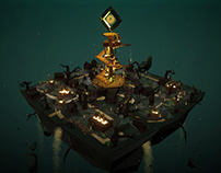 A Little Tower Defense