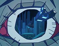 Typorama - Blade Runner