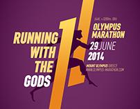 Olympus Marathon | Posters