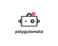 Polyautomata Logo Design