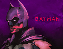 The Batman {Vector art}