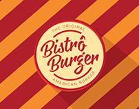 Bistrô Burger - Identidade Visual