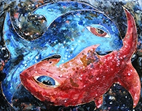 The fish living / Рыбья жизнь 2