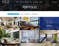 MCGUSA.com Website Re-Design