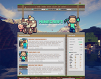 Minecraft Template V3