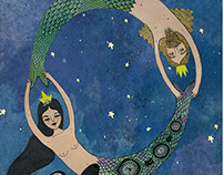 Mermaid Ouroboros