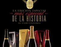 Club Colombia Edición especial mas especial.