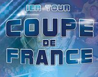 Coupe de France Handball Poster