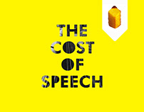Amnesty - The Cost of Speech - Chip Shop Awards