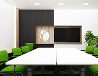 AlemAgro holding: head office design