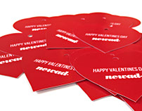 Valentine's Day Tags 2017