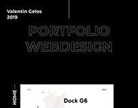 PORTFOLIO - WEBDESIGN 2019