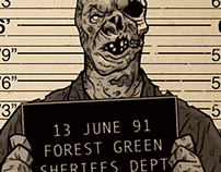 Friday the 13th Mugshots