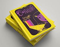 Projeto Acadêmico: Capa de Livro (Coraline)