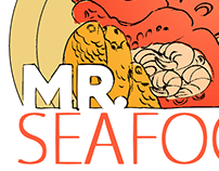 Logo Mr. Seafood