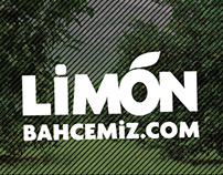 Limonbahcemiz.com E-Commerce
