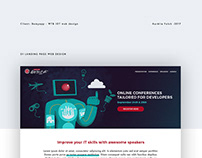 WTB IOT Web design & illustration
