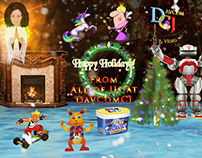 DavComCJ Holiday Promo
