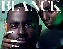 Night Nurse : DJ Caise for Blanck Magazine August 2016