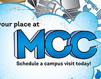 MCC Tour Postcard