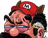 Super Over It Mario
