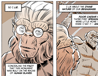 Planet of the Apes: The Lesson