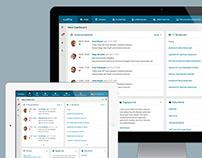 curaPrax – SaaS application