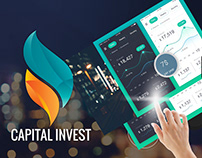 Investment Landing Page