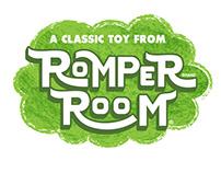 Romper Room Logo Revamp