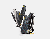 World's First Massager Backpack